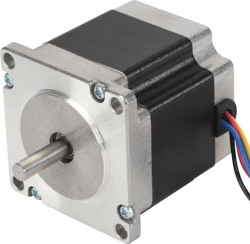 کاربرد استپر موتور چیست ؟