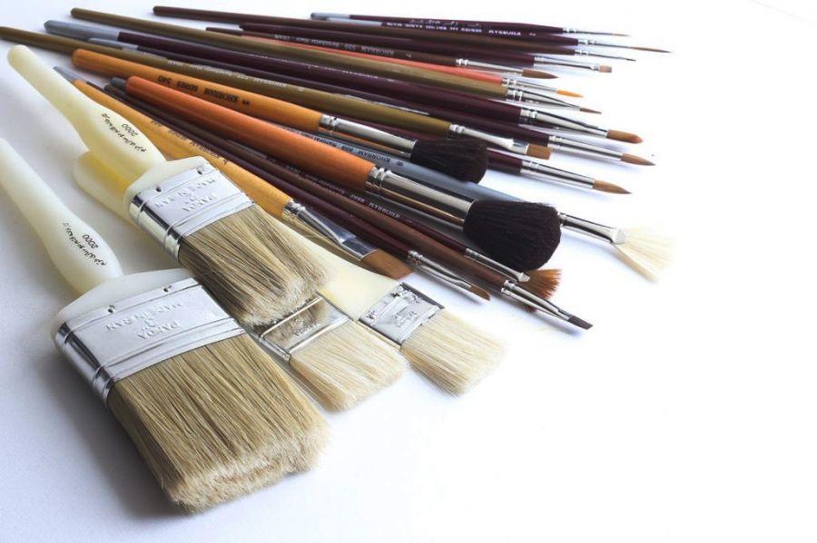 کاربرد قلم مو نقاشی ساختمان چیست ؟