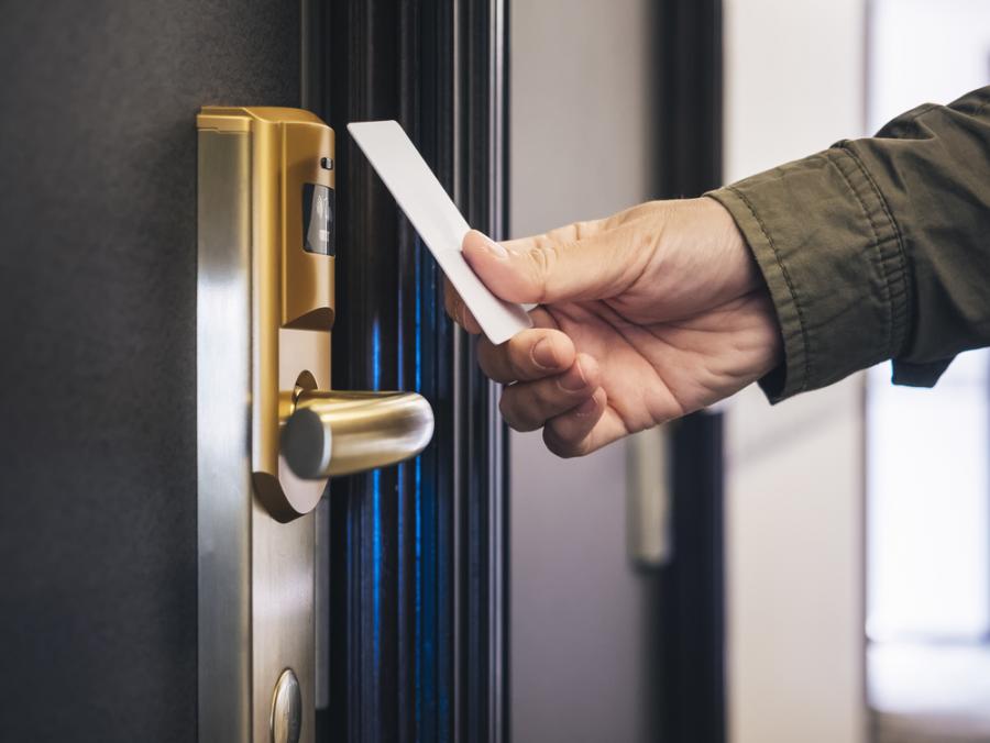 کاربرد قفل درب چیست ؟