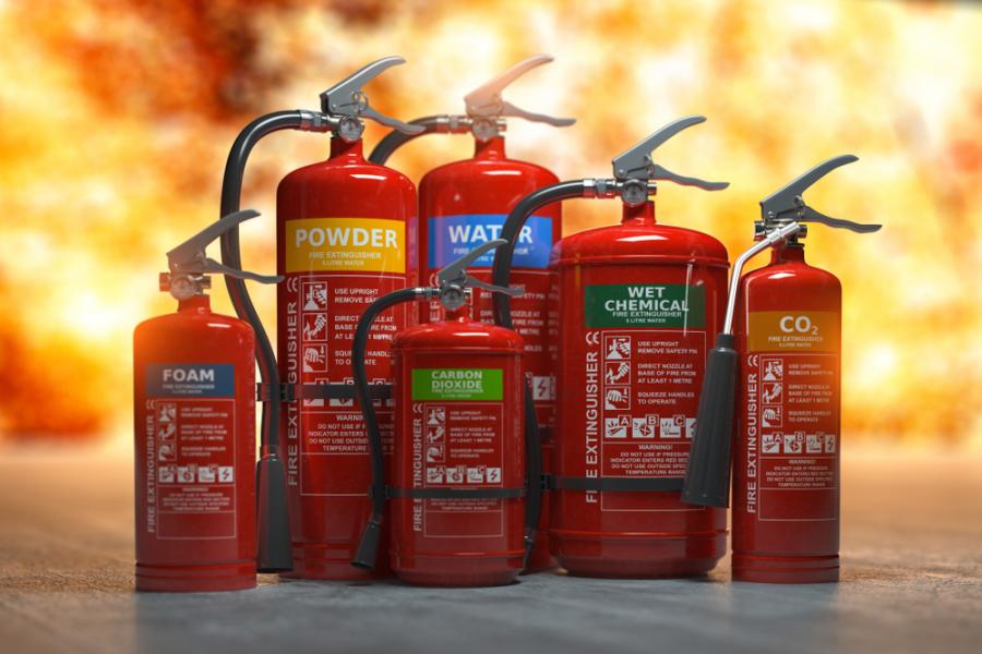 کاربرد کپسول آتش نشانی چیست ؟