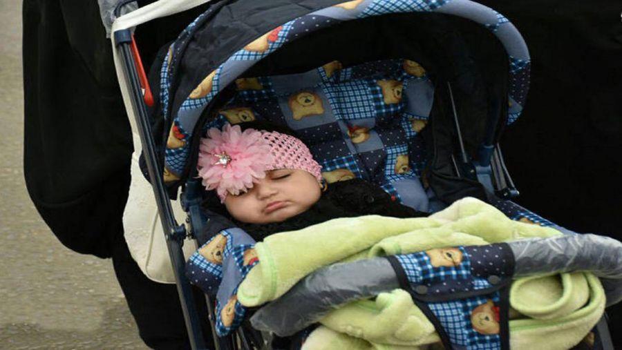 نکات مهم برای پیاده روی اربعین با کودکان