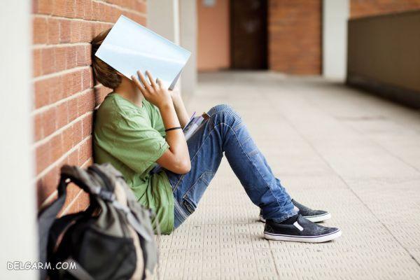 استرس در مدارس