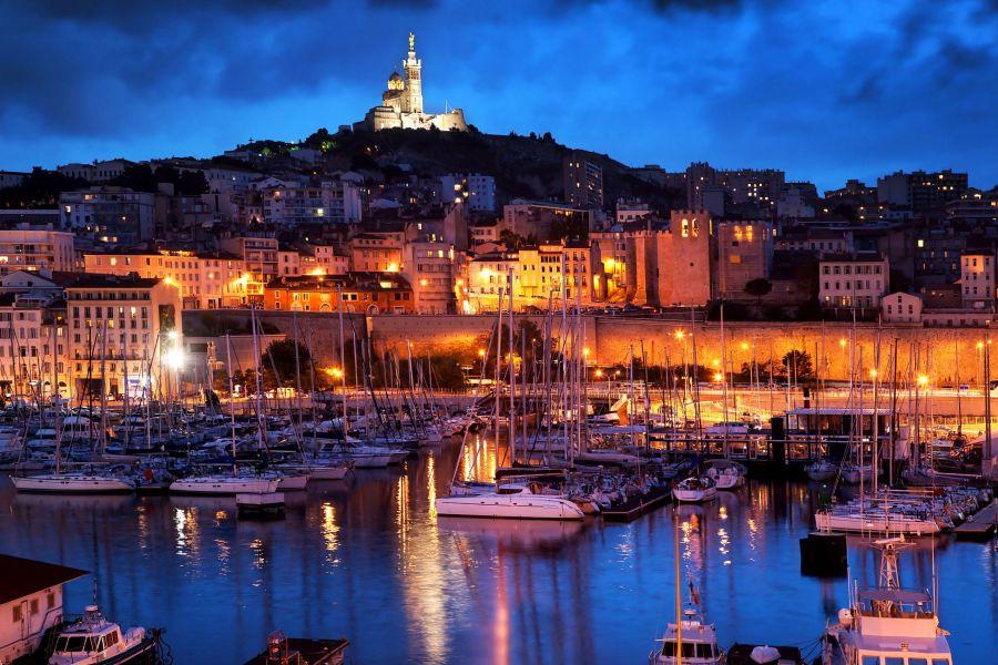 همه چیز درباره ی شهر دیدنی مارسی، قدیمی ترین شهر فرانسه !