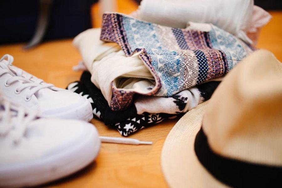 لباس برای سفر