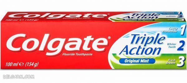 خمیر دندان کلگیت