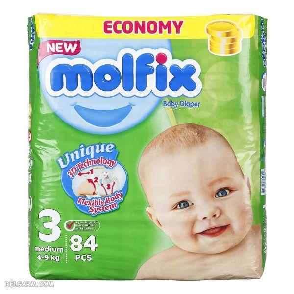 پوششک بچه مولفیکس