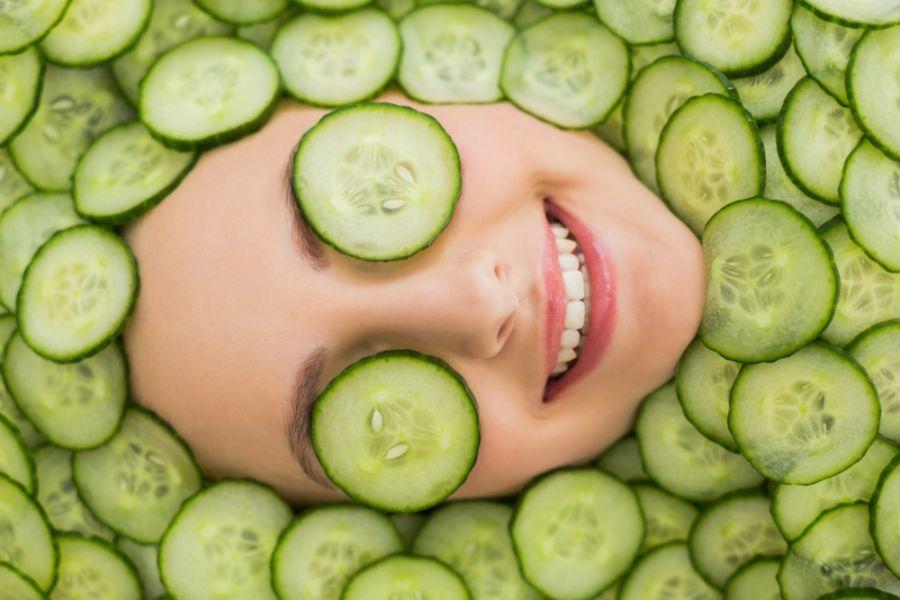 معرفی ۸ ماسک خیار فوق العاده برای پوست