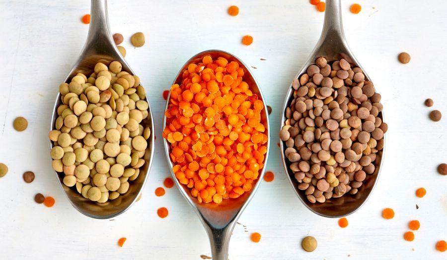 آشنایی با میزان کالری، ارزش غذایی و خواص عدس