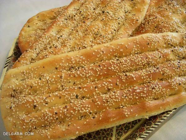 کالری نان بربری