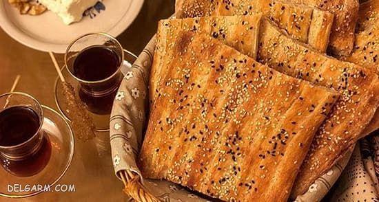 کالری نان/کالری نان بربری/نان بربری/ارزش غذایی نان بربری/خواص نان بربری/قیمت نان بربری/نان بربری خانگی/طرز تهیه نان بربری خانگی