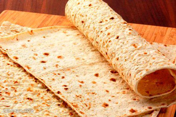 کالری نان/ کالری نان سفید/کالری نان گندم/کالری نان بدون سبوس/ارزش غذایی نان/ارزش غذایی نان سفید/ارزش غذایی نان گندم/ارزش غذایی نان بدون سبوس/مضرات نان/مضرات نان سفید/مضرات نان بدون سبوس/مضرات نان گندم/طرز تهیه نان/طرز تهیه نان خانگی/طرز تهیه نان گندم