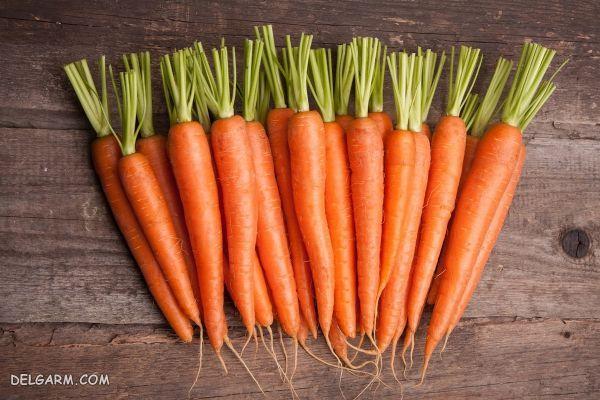 هویج/کالری هویج/ارزش غذایی هویج/خواص هویج/فواید هویج/کالری سبزیجات