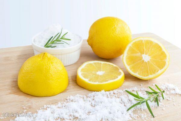 تاثیر معجزه آسای لیمو ترش برای پوست
