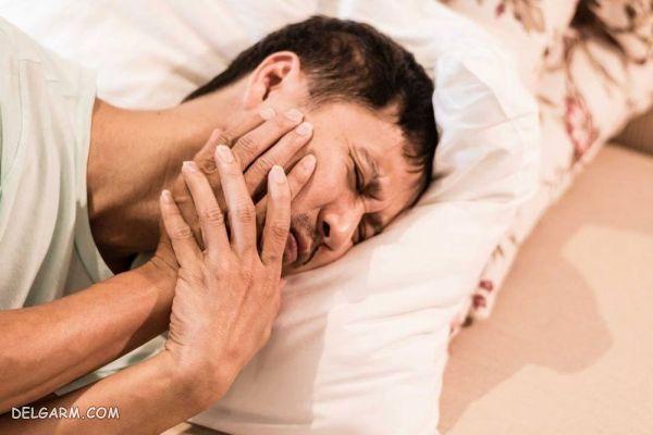عفونت یک طرف صورت / درمان خانگی عفونت یک طرف صورت