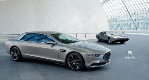 Aston Martin 2015 Lagonda