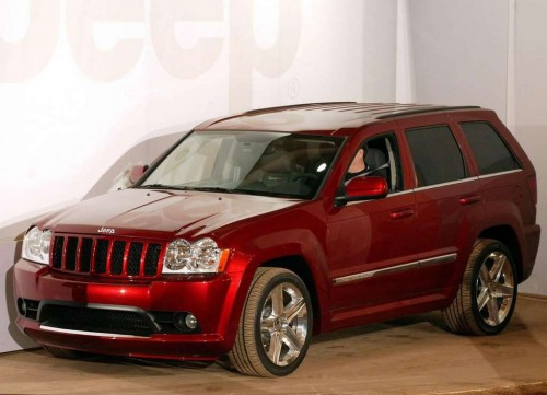 Jeep Grand Cherokee SRT8 2006