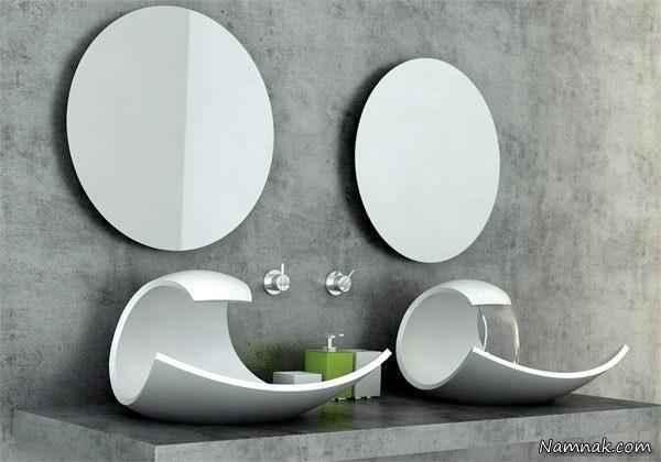 سینک توالت