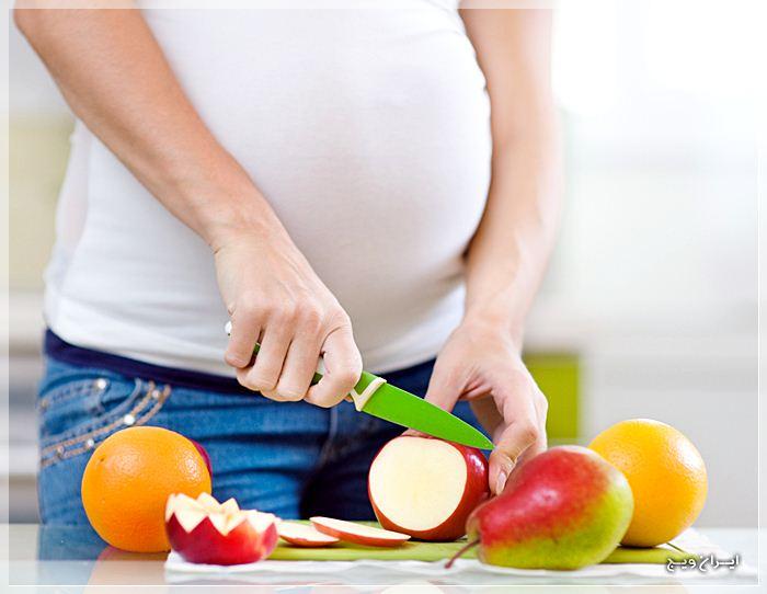 خوراکیهای مفید قبل و بعد زایمان