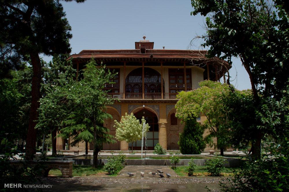 تصاویر جاذبه های گردشگری استان قزوین