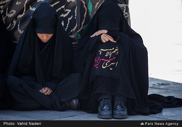 عزاداری تاسوعای حسینی در تهران - ۳