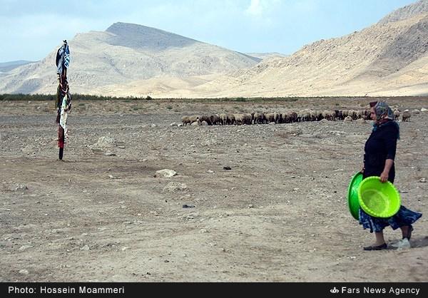 عزاداری تاسوعای حسینی عشایر خراسان شمالی