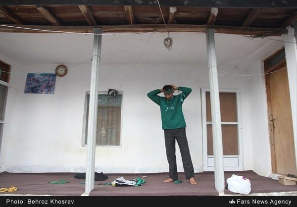عزاداری سالار شهیدان (ع) در روستای زاغده و پاشاکلای آمل