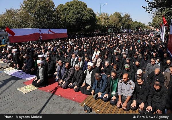 عزاداری عاشورای حسینی در استانها - 2