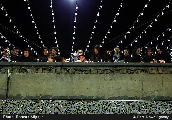 شام غریبان امام حسین(ع) در استانها