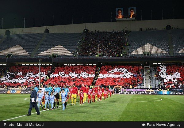 پرسپولیس 3 - نفت تهران 0
