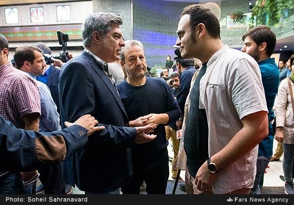 اکران افتتاحیه فیلم سینمایی سیانور