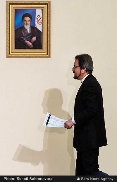 نشست خبری سخنگوی وزارت خارجه / ۰۱ آذر ۹۵