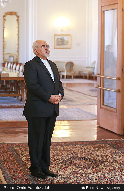 دیدار وزرای خارجه ترکیه و ایران