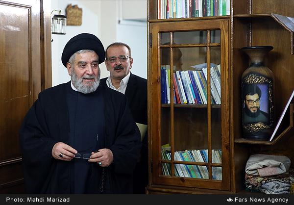 نشست خبری  رئیس شورای سیاسی حزبالله لبنان