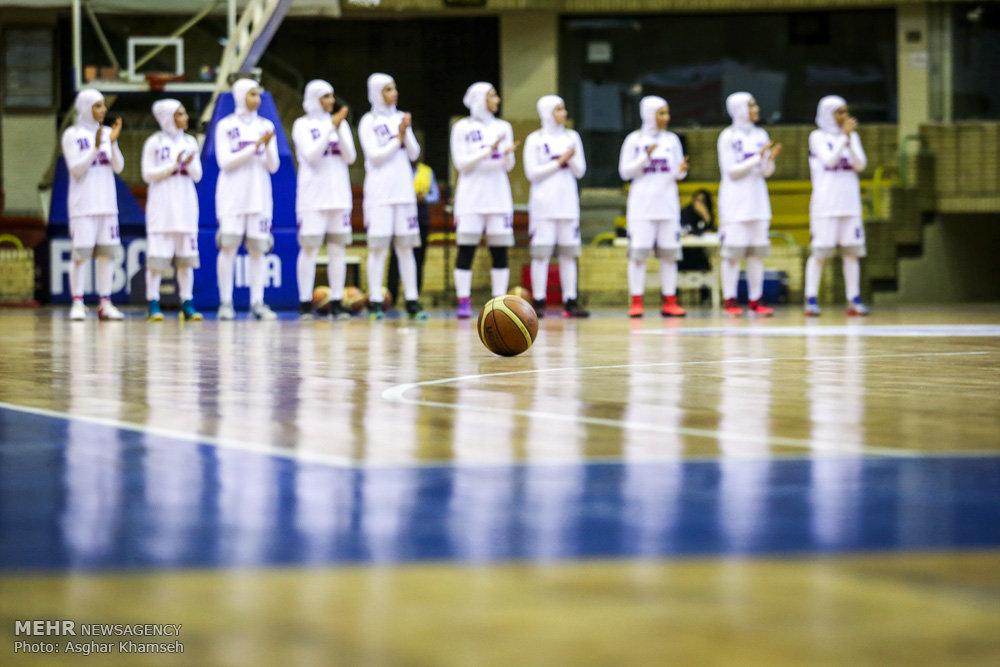 ارزیابی نماینده فدراسیون بسکتبال از الگوی پیشنهادی بانوان محجبه