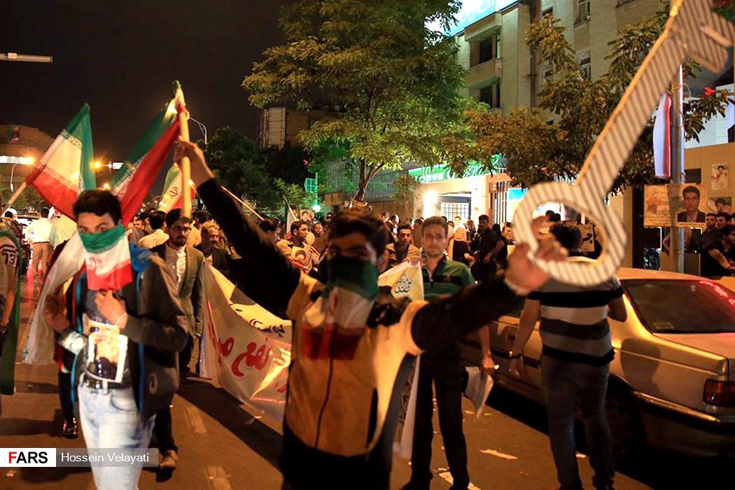 آخرین ساعات تبلیغات ریاست جمهوری در خیابانهای مشهد