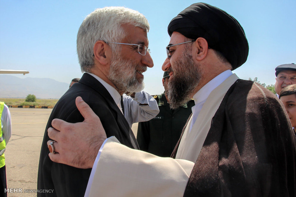 سفر سعید جلیلی دبیر سابق شورای عالی امنیت ملی به لارستان