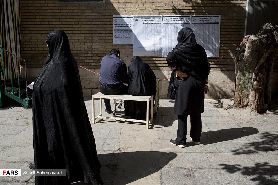 انتخابات ریاست جمهوری و شورای شهرو روستا در تهران-5