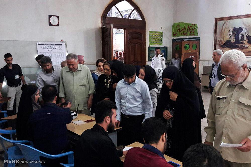 انتخابات ریاست جمهوری و شورای اسلامی شهر و روستا در استان تهران