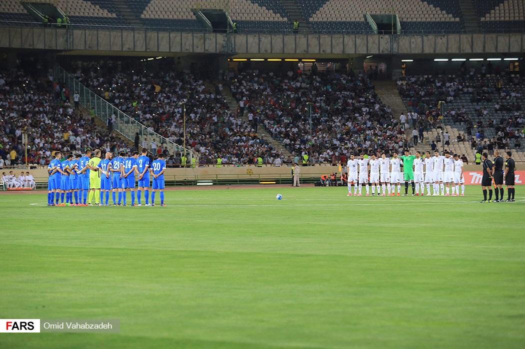ایران 1-0 ازبکستان