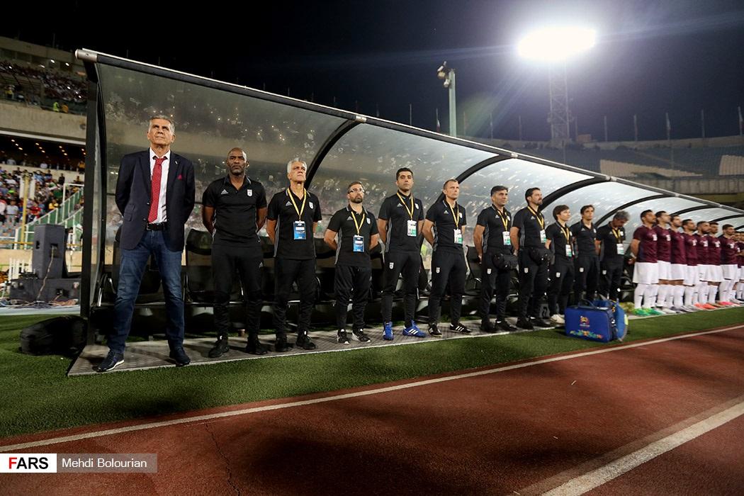 ایران 2-0 ازبکستان