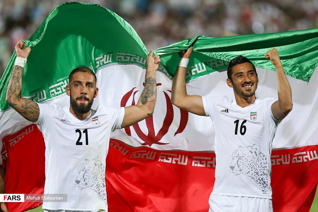 صعود تیم ملی فوتبال ایران به جام جهانی ۲۰۱۸