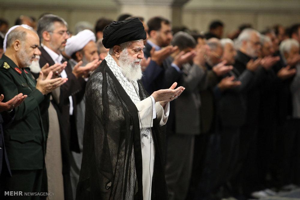 تصاویر مراسم سوگواری مولای متقیان امام علی(ع)