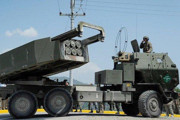 استقرار یک سامانه راکت انداز جدید آمریکایی در خاک سوریه