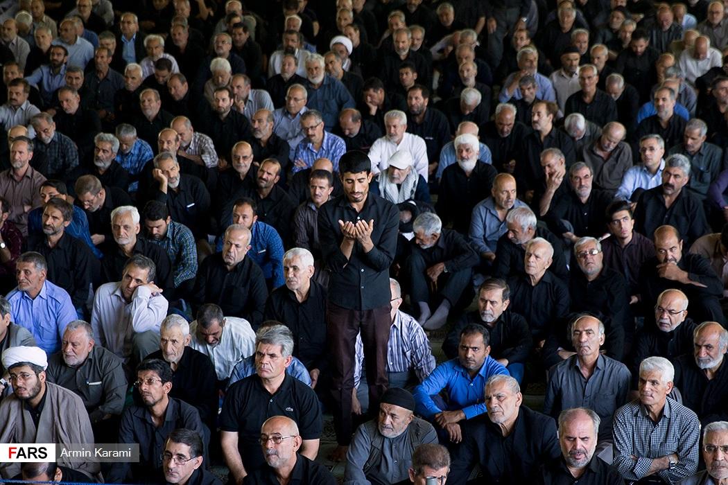 نماز جمعه تهران / جمعه 26 خرداد