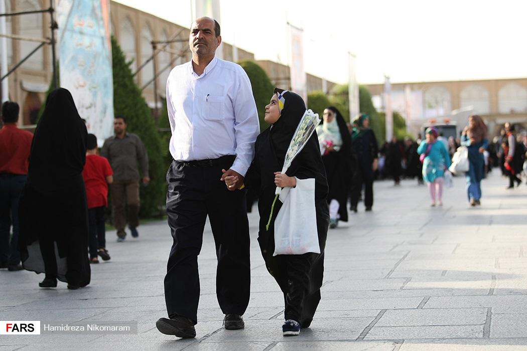 اجتماع مردمی صیانت از حریم خانواده در اصفهان