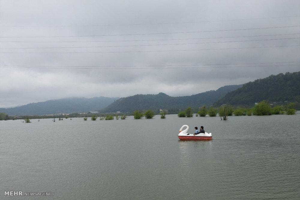 تالاب استیل شهرستان مرزی آستارا