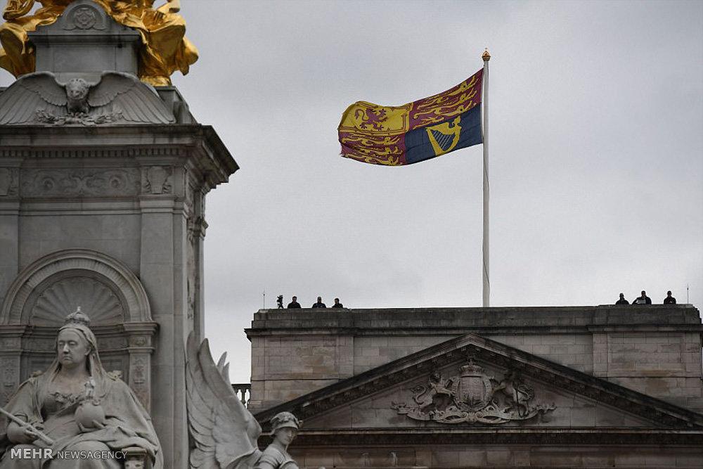 سفر پادشاه اسپانیا به انگلیس