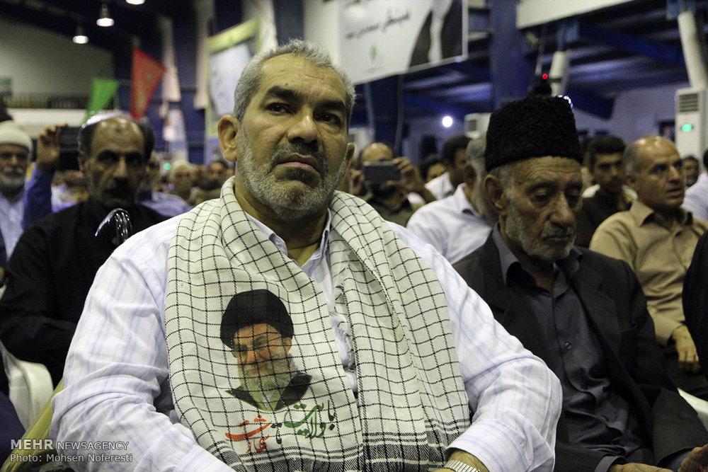 تصاویر یادواره سرلشکر شهید ناصر ناصری در بیرجند