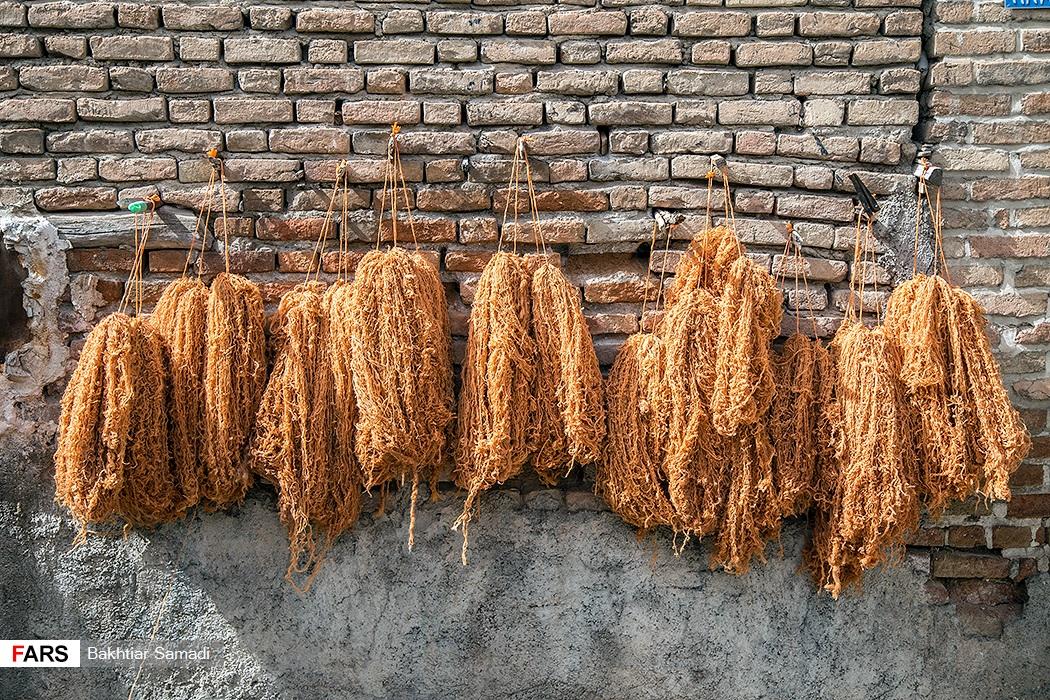 بازار قدیم نخفروشان سنندج