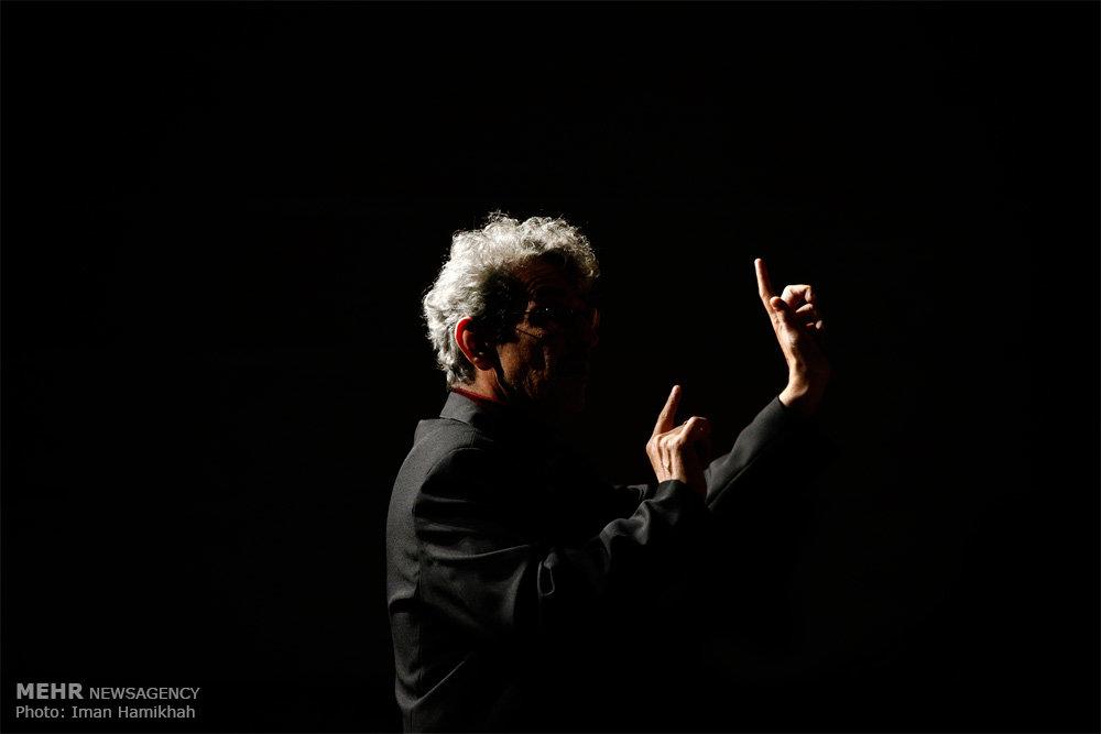 کنسرت نادر مشایخی در همدان